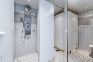 Dusch och WC