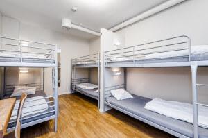 City Hostel 12-bädds sovsal