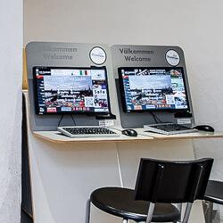 Wi-Fi und Computer