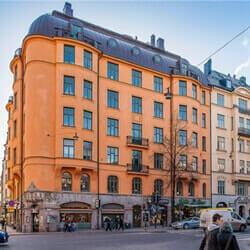 Central hostel in Stockholm
