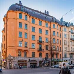 Auberge centrale à Stockholm